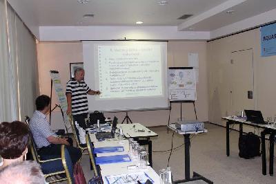 Aquasan mreža BiH - 5.redovni sastanak