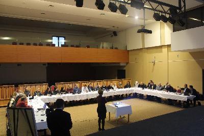 """""""PROGRAMI JAČANJA KAPACITETA JVP/JKP u okviru međunarodnih razvojnih projekata u Jugoistočnoj Europi"""", Vitez, decembar 2017. godine"""