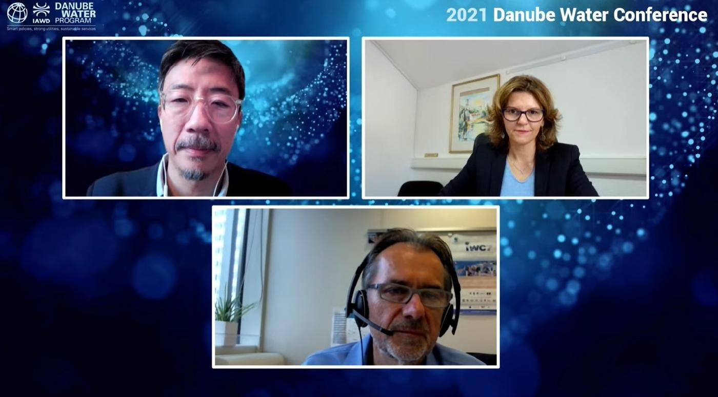 The 2021 Danube Water Conference