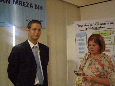 Aquasan mreža BiH - 2. redovni sastanak