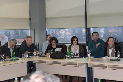 Aquasan mreža BiH - 3. redovni sastanak