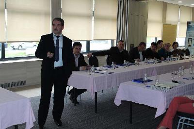 Aquasan mreža BiH - 4. redovni sastanak