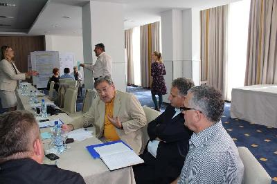 Aquasan mreža BiH - 6. redovni sastanak