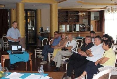 Unapređenje procesa planiranja i finansiranja aktivnosti upravljanja otpadom - juli 2017,Bihać
