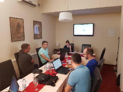 Integrirano upravljanje imovinom (SEEAM)) - dodatna obuka - juli 2018,Bihać.