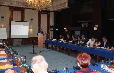 Reforme i održivo upravljanje otpadnim vodama – holandski način - nov.2018,Sarajevo