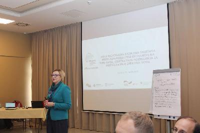 Razmjena iskustava za postrojenja za pročišćavanje otpadnih voda (RCDN) - maj 2019,Bijeljina