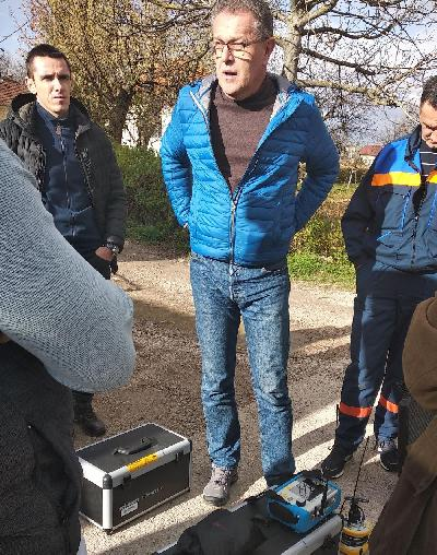 Neprihodovana voda (D-LeaP NRW) - nov.2019,Bihać