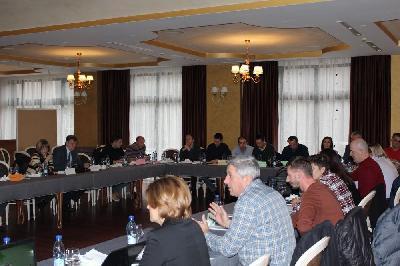 Integrirano upravljanje komunalnom infrastrukturom (RCDN) - dec.2019,Bihać