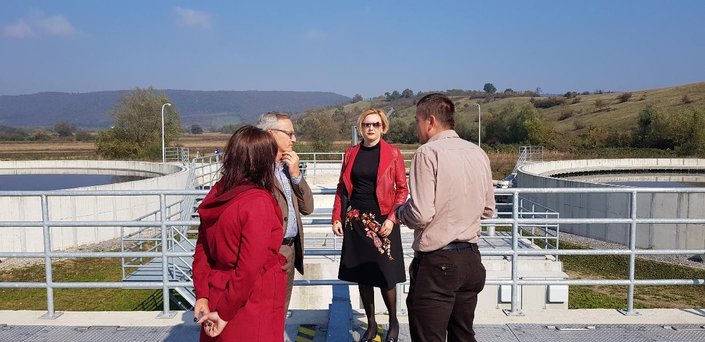Posjeta predstavnika Švicarskog udruženja voda Bosni i Hercegovini u okviru RCDN projekta