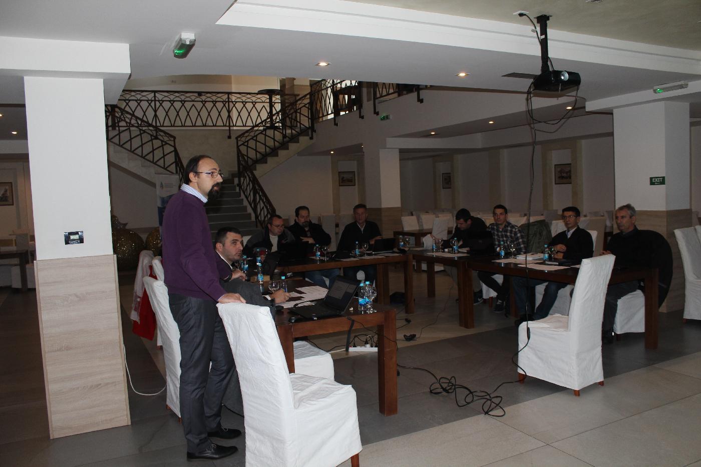 Održana druga radionica u okviru D-LeaP Programa jačanja kapaciteta za unaprjeđenje energijske efikasnosti u javnim komunalnim/vodovodnim preduzećima (JKP/JVP)