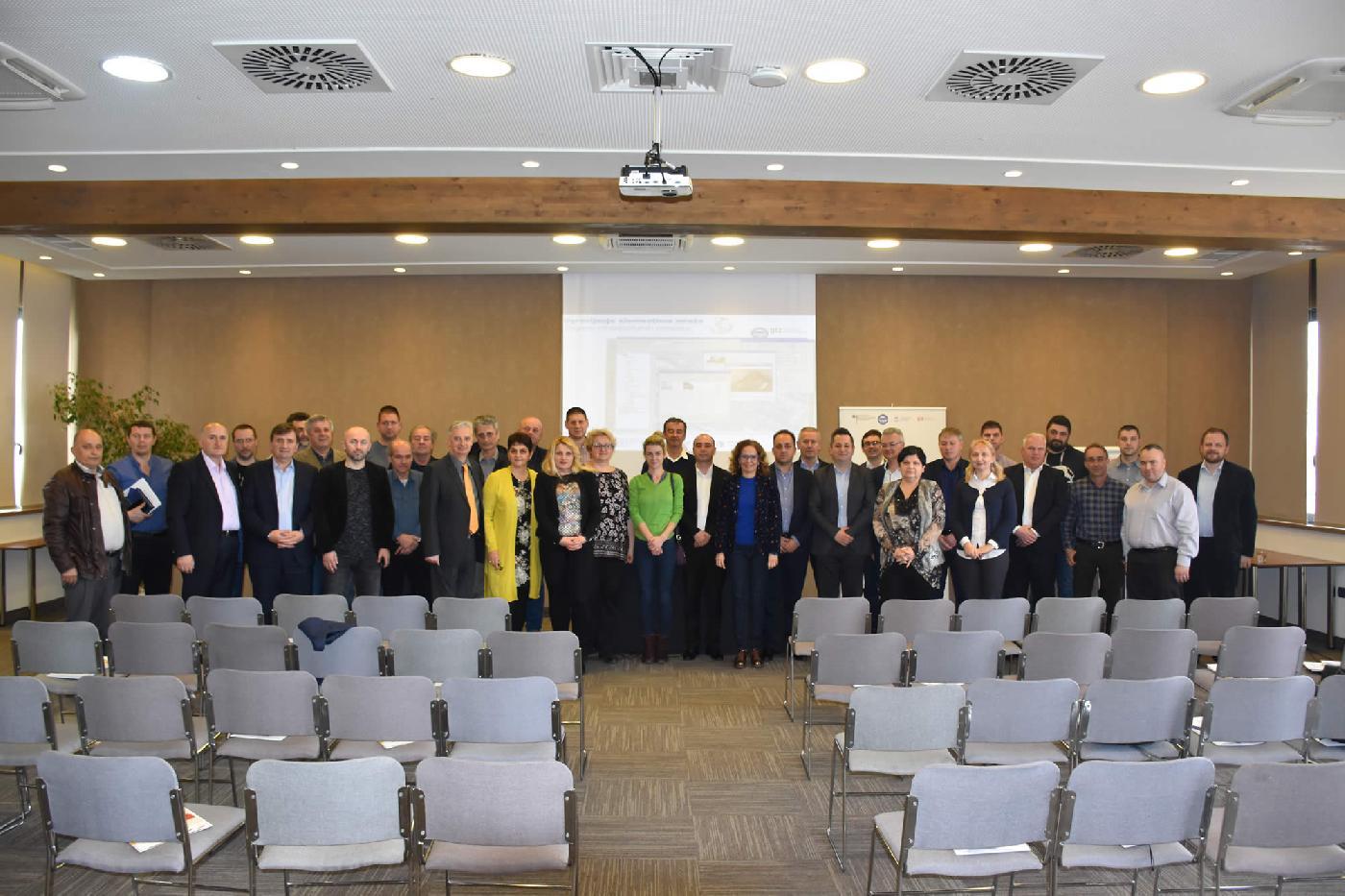 Održana regionalna radionica u sklopu Srebrne faze SEEAM programa