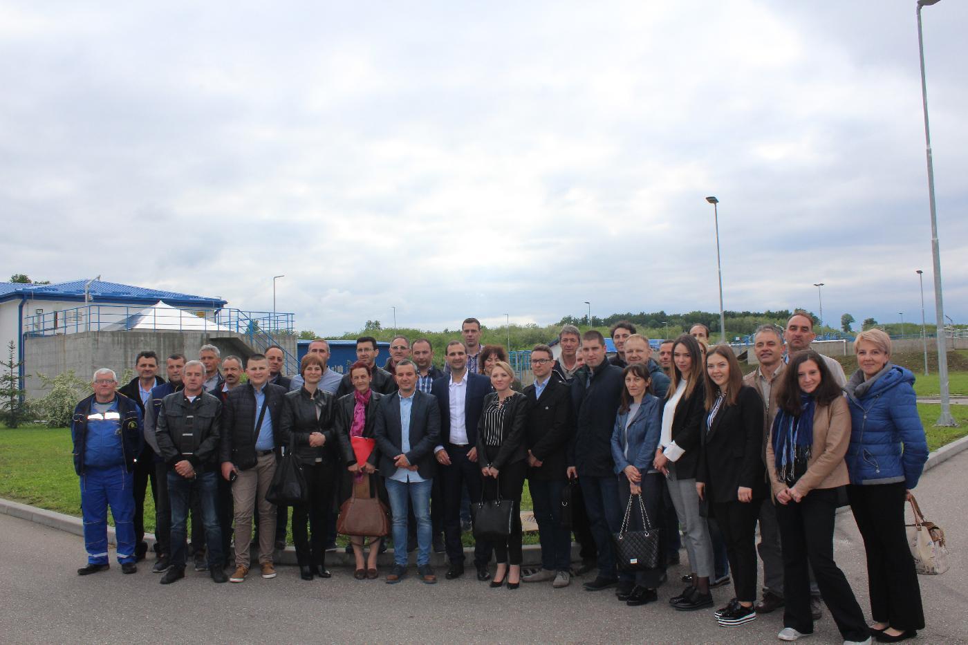 Prva regionalna razmjena iskustava o radu i održavanju postrojenja za prečišćavanje otpadnih voda u Bijeljini