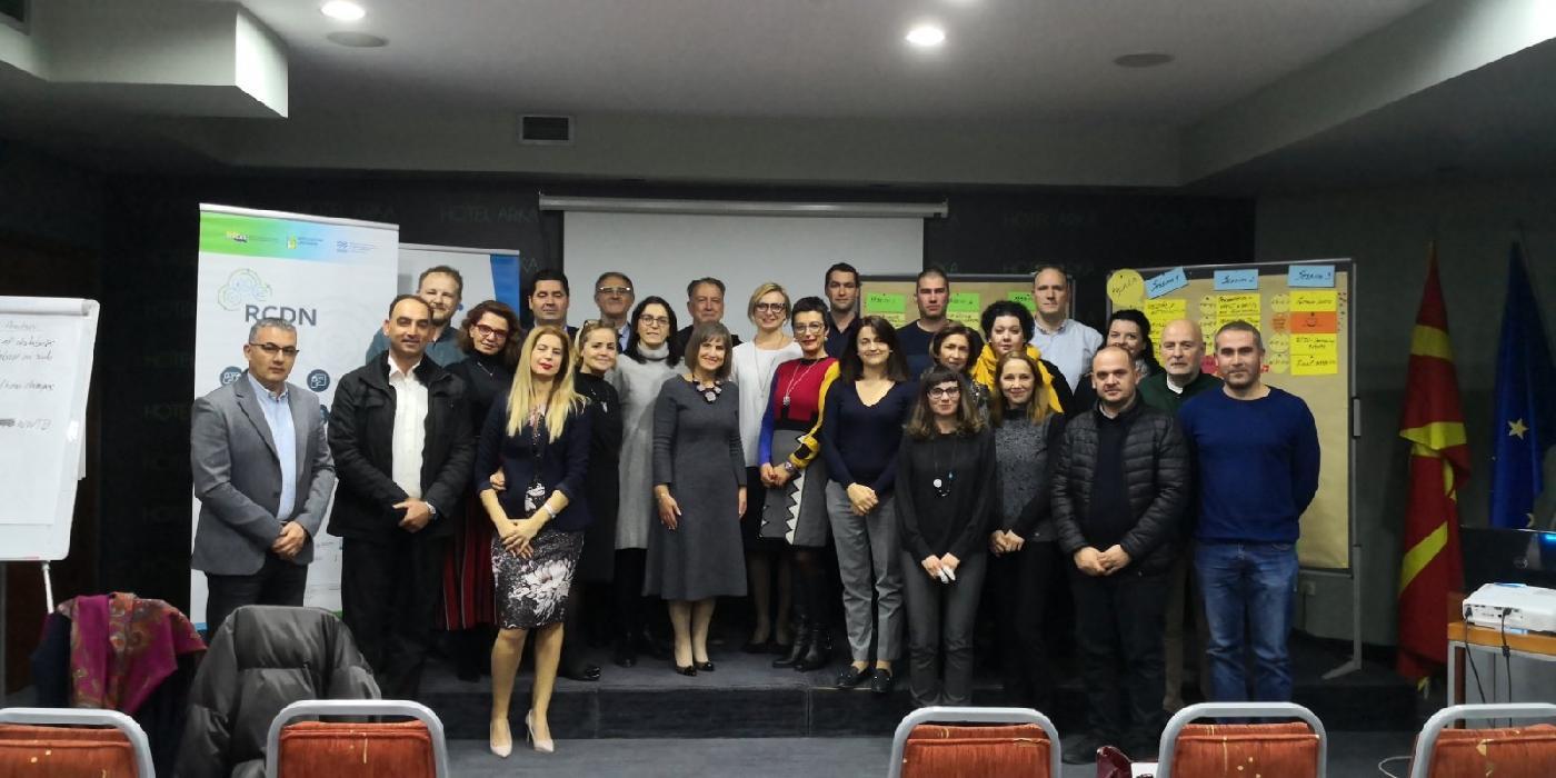Asocijacijama vodovoda iz Jugoistočne Europe predstavljen edukativni program Razmjena iskustva za uspješne infrastrukturne projekte u oblasti odvodnje i prečišćavanja otpadnih voda