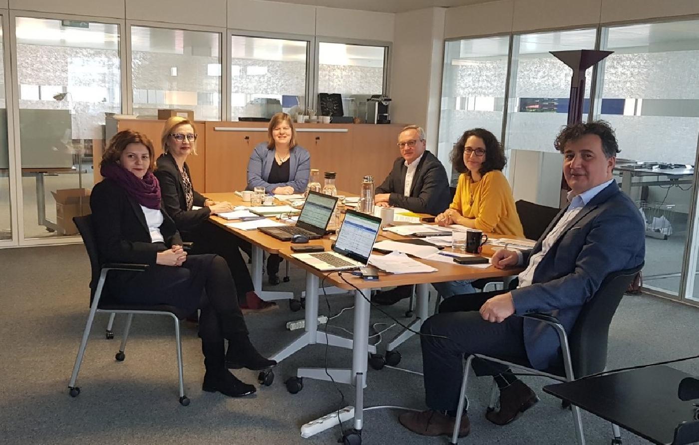 U Švicarskoj potpisan Ugovor o saradnji između Udruženja Aquasan mreža u BiH, Švicarskog sekretarijata za ekonomsku pomoć (SECO) i Švicarskog udruženja za vode i otpadne vode (VSA)