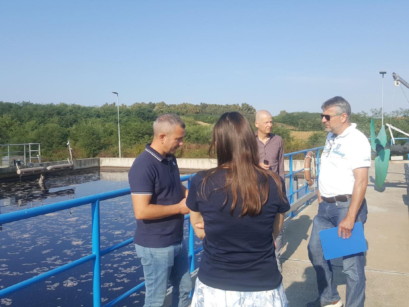 Dijalog o politikama i razvoj vještina u oblasti otpadnih voda u Republici Srpskoj
